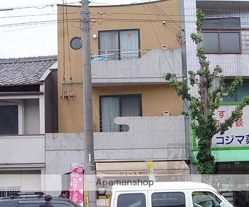 京都府京都市左京区、出町柳駅徒歩22分の築17年 3階建の賃貸マンション