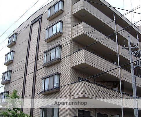 京都府京都市左京区、出町柳駅徒歩12分の築23年 6階建の賃貸マンション