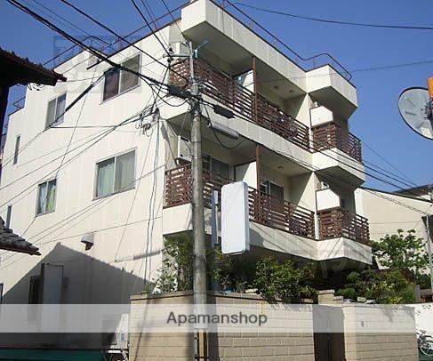 京都府京都市左京区、出町柳駅徒歩15分の築29年 4階建の賃貸マンション