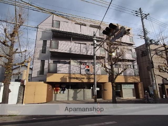京都府京都市左京区、出町柳駅徒歩23分の築29年 4階建の賃貸マンション