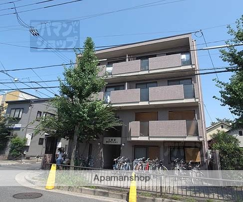 京都府京都市左京区、出町柳駅徒歩5分の築27年 4階建の賃貸マンション