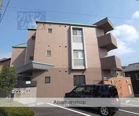 京都府京都市左京区、出町柳駅徒歩26分の築15年 3階建の賃貸マンション