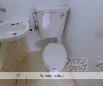 東山区大和町貸家15[2K/50.29m2]のトイレ