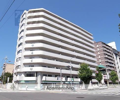 京都府京都市上京区、今出川駅徒歩14分の築26年 11階建の賃貸マンション