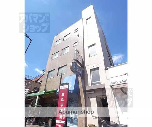 京都府京都市上京区、北大路駅徒歩15分の築42年 5階建の賃貸マンション