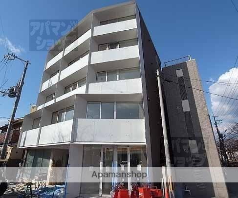 京都府京都市左京区、出町柳駅徒歩22分の築5年 5階建の賃貸マンション