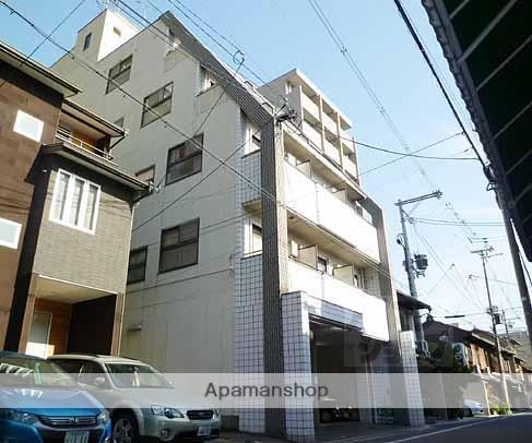 京都府京都市下京区、京都駅徒歩18分の築28年 5階建の賃貸マンション