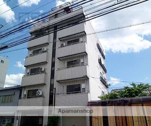京都府京都市下京区、京都駅徒歩10分の築31年 5階建の賃貸マンション