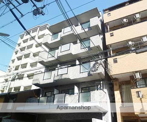 京都府京都市下京区、京都駅徒歩7分の築21年 6階建の賃貸マンション