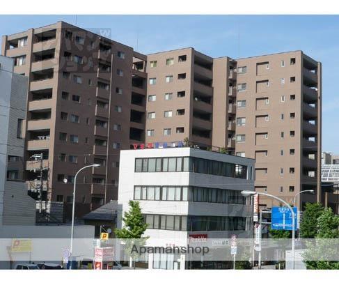 京都府京都市下京区、京都駅徒歩5分の築11年 11階建の賃貸マンション