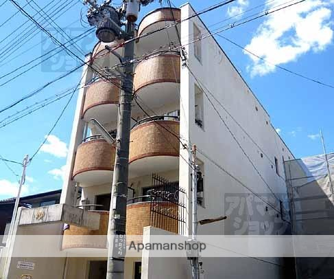 京都府京都市東山区、清水五条駅徒歩4分の築28年 4階建の賃貸マンション