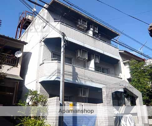 京都府京都市東山区、清水五条駅徒歩7分の築28年 3階建の賃貸マンション