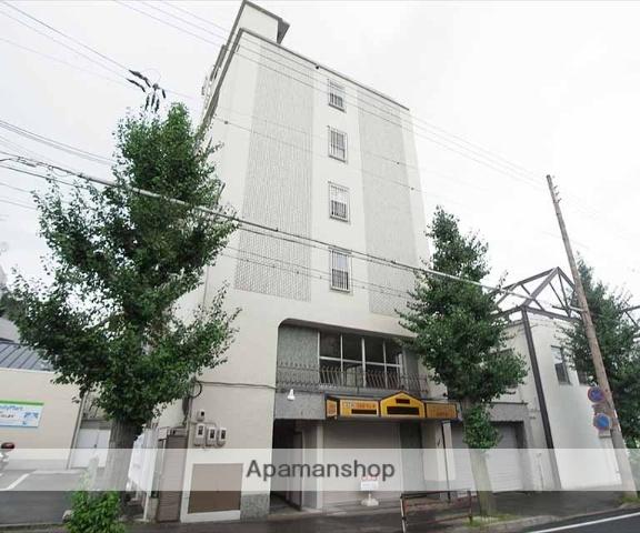 京都府京都市左京区、神宮丸太町駅徒歩30分の築41年 6階建の賃貸アパート