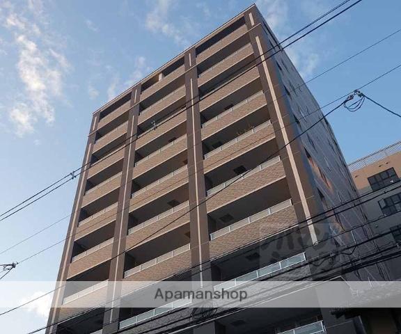 京都府京都市下京区、京都駅徒歩14分の築3年 11階建の賃貸マンション