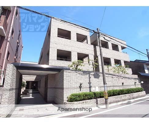 京都府京都市上京区、出町柳駅徒歩16分の築25年 3階建の賃貸マンション