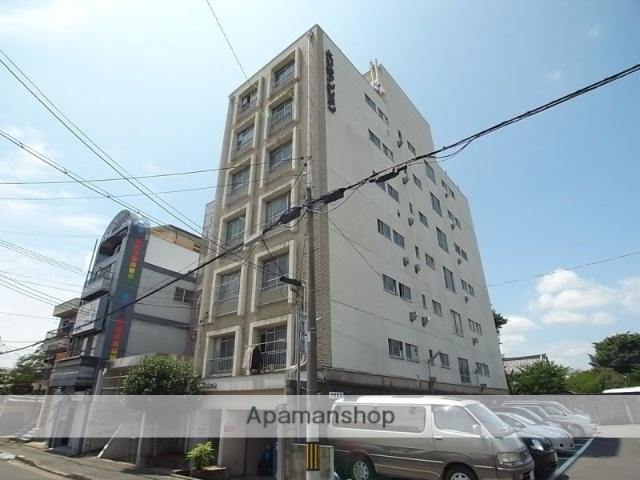 京都府京都市上京区、円町駅徒歩18分の築44年 7階建の賃貸マンション