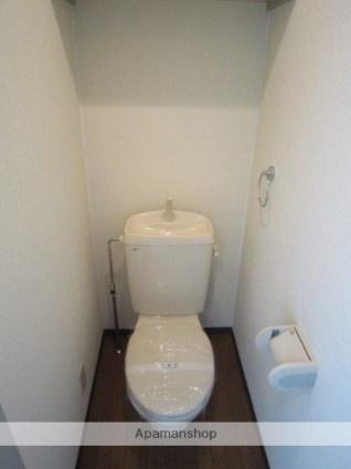 ヴィーグルヤマダ[1K/18m2]のトイレ