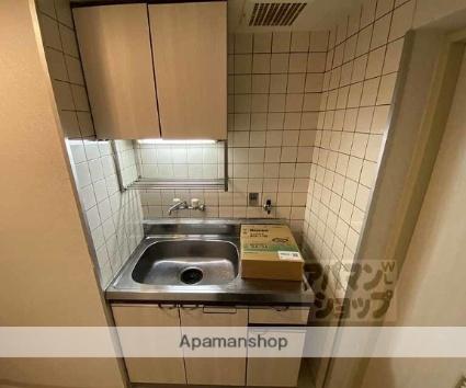 セカンドコンフォート[1K/19.6m2]のキッチン