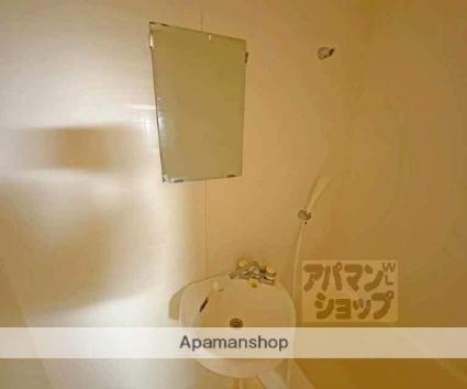 セカンドコンフォート[1K/19.6m2]の洗面所