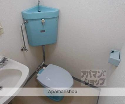 京都府京都市右京区常盤村ノ内町[1DK/30m2]のトイレ