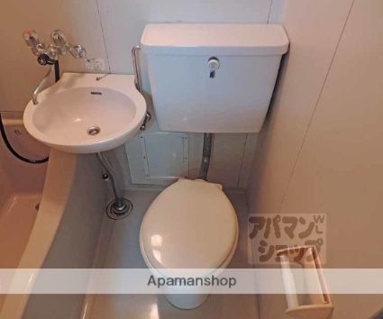 コーポ田中[1K/15.67m2]の玄関