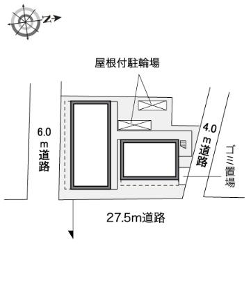 レオパレス西ノ京円町[1K/19.87m2]の内装1