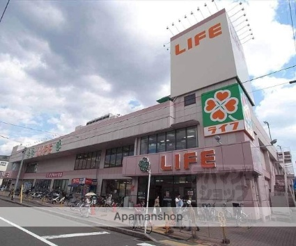 ベラジオ京都壬生ウエストゲート[1K/26.4m2]の周辺6