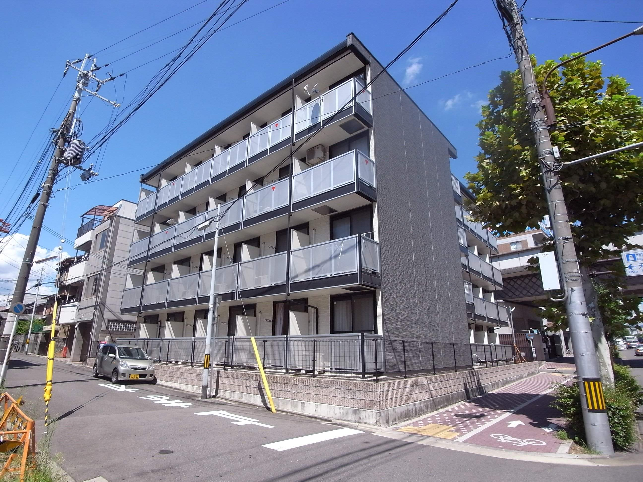 新着賃貸2:京都府京都市中京区西ノ京南円町の新着賃貸物件