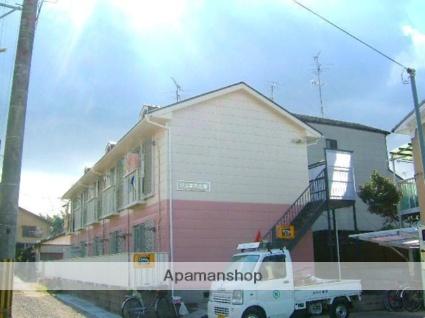 京都府宇治市、新田駅徒歩7分の築28年 2階建の賃貸アパート