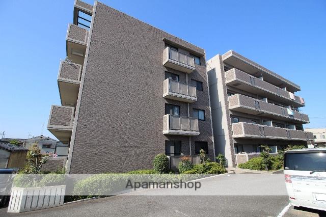 京都府宇治市、新田駅徒歩10分の築17年 4階建の賃貸マンション