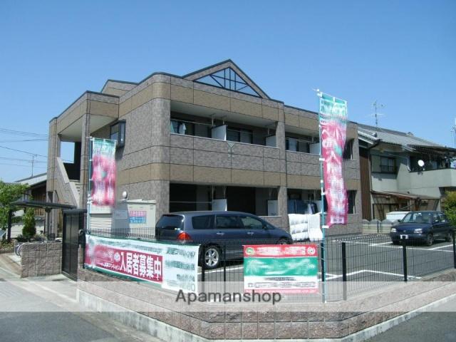 京都府木津川市、木津駅徒歩9分の築12年 2階建の賃貸アパート
