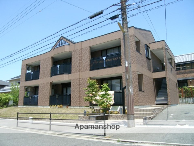 京都府木津川市、木津駅徒歩32分の築10年 2階建の賃貸マンション