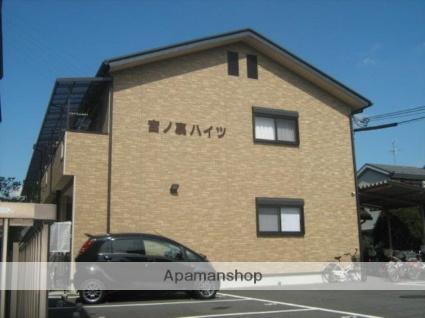 京都府木津川市、木津駅徒歩10分の築14年 2階建の賃貸アパート