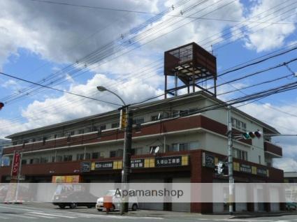 京都府久世郡久御山町の築33年 3階建の賃貸マンション