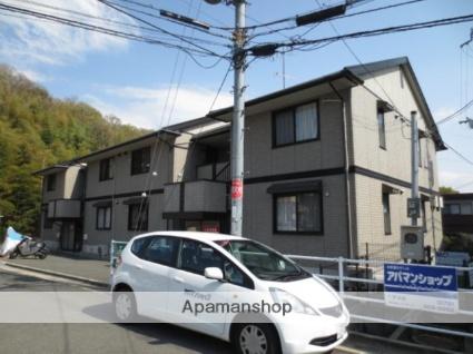 京都府八幡市、橋本駅徒歩15分の築16年 2階建の賃貸アパート