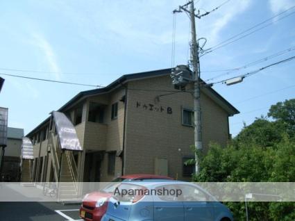 京都府木津川市、木津駅徒歩5分の築12年 2階建の賃貸アパート