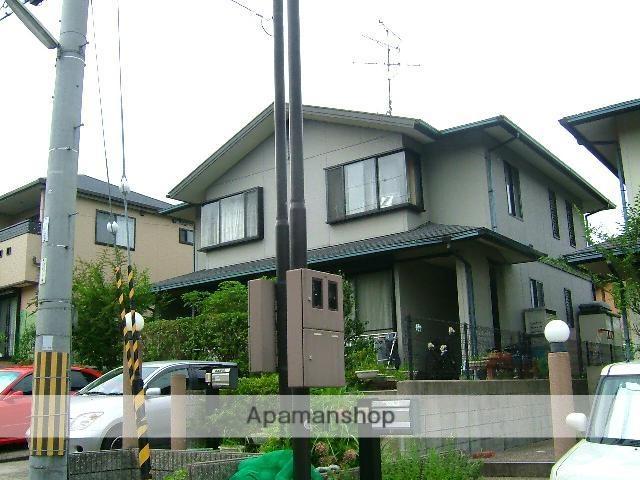 京都府相楽郡精華町、西木津駅徒歩20分の築22年 2階建の賃貸テラスハウス