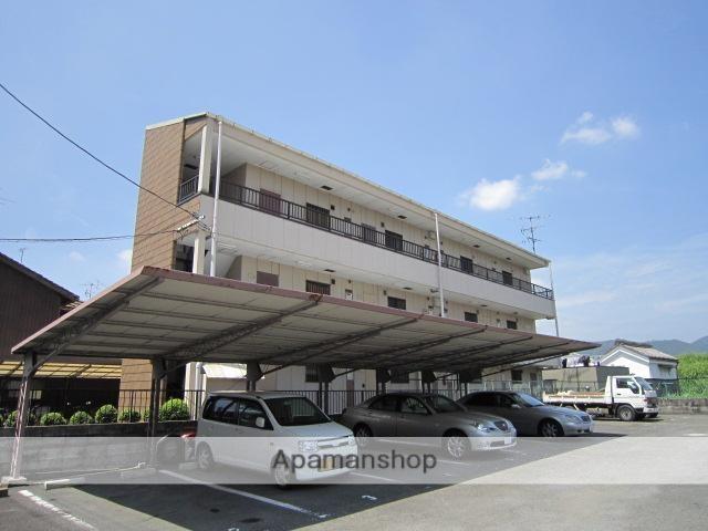 京都府八幡市、橋本駅徒歩1分の築28年 3階建の賃貸マンション