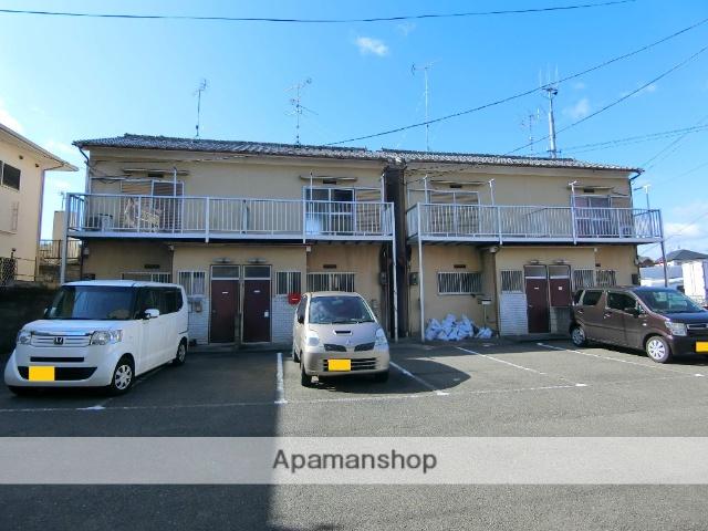 京都府京田辺市、京田辺駅徒歩13分の築36年 2階建の賃貸アパート