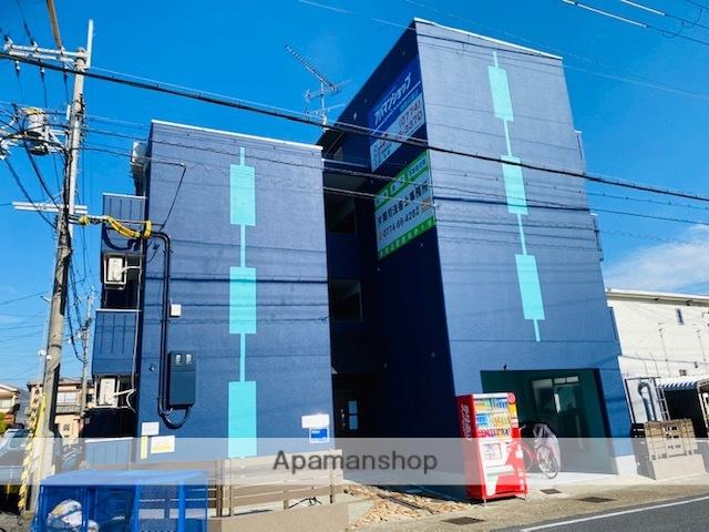 京都府京田辺市、JR三山木駅徒歩7分の築30年 4階建の賃貸マンション