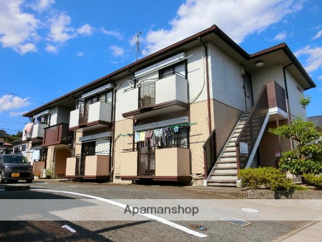 京都府相楽郡精華町、下狛駅徒歩6分の築21年 2階建の賃貸アパート
