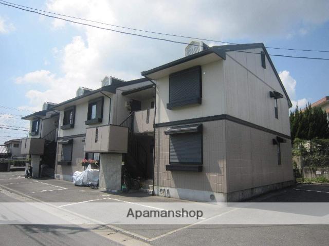 京都府相楽郡精華町、下狛駅徒歩3分の築19年 2階建の賃貸アパート