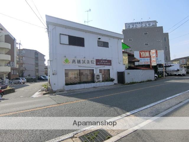 京都府京田辺市、JR三山木駅徒歩7分の築34年 2階建の賃貸アパート