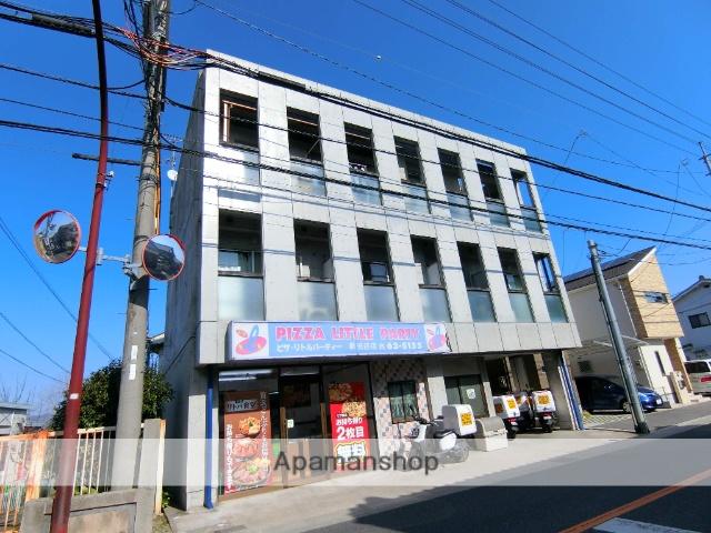京都府京田辺市、同志社前駅徒歩20分の築22年 3階建の賃貸マンション