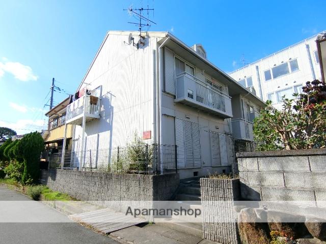 京都府京田辺市、JR三山木駅徒歩7分の築27年 2階建の賃貸マンション