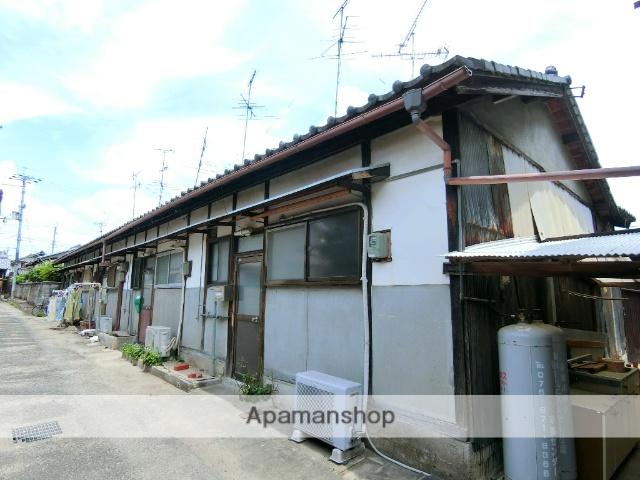 京都府京田辺市、JR三山木駅徒歩6分の築41年 1階建の賃貸テラスハウス