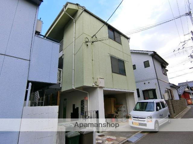 京都府京田辺市、JR三山木駅徒歩9分の築24年 3階建の賃貸マンション