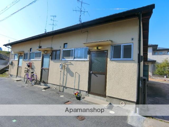 京都府京田辺市、京田辺駅徒歩9分の築37年 1階建の賃貸アパート