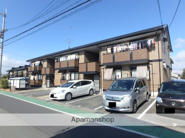 京都府京田辺市、同志社前駅徒歩20分の築16年 2階建の賃貸アパート