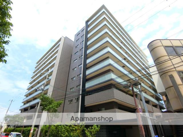 京都府京田辺市、京田辺駅徒歩2分の新築 11階建の賃貸マンション
